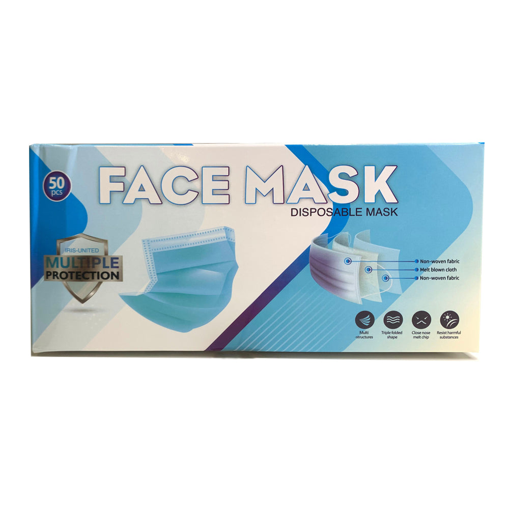 Face Mask, Disposable Mask