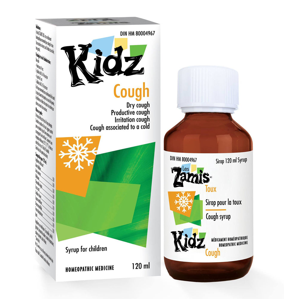 KIDZ COUGH SYRUP