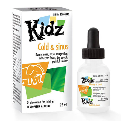 Kidz Cold & Sinus - Oral Solution