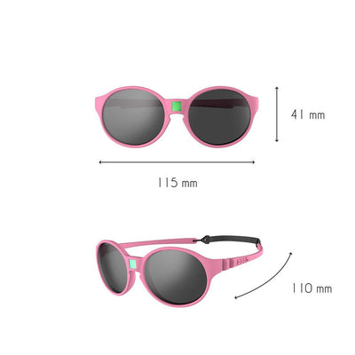 Ki Et La Children's shades JOKAKID'S Pink, 4-6 years old