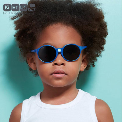 Ki Et La Children's shades JOKAKID'S Royal Blue, 4-6 years old