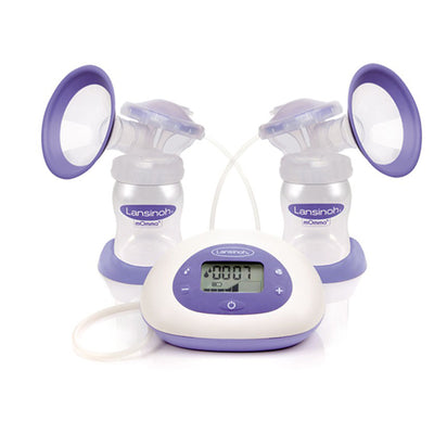 Lansinoh Breast Pump 2-in-1 Double Electric Breast Pump