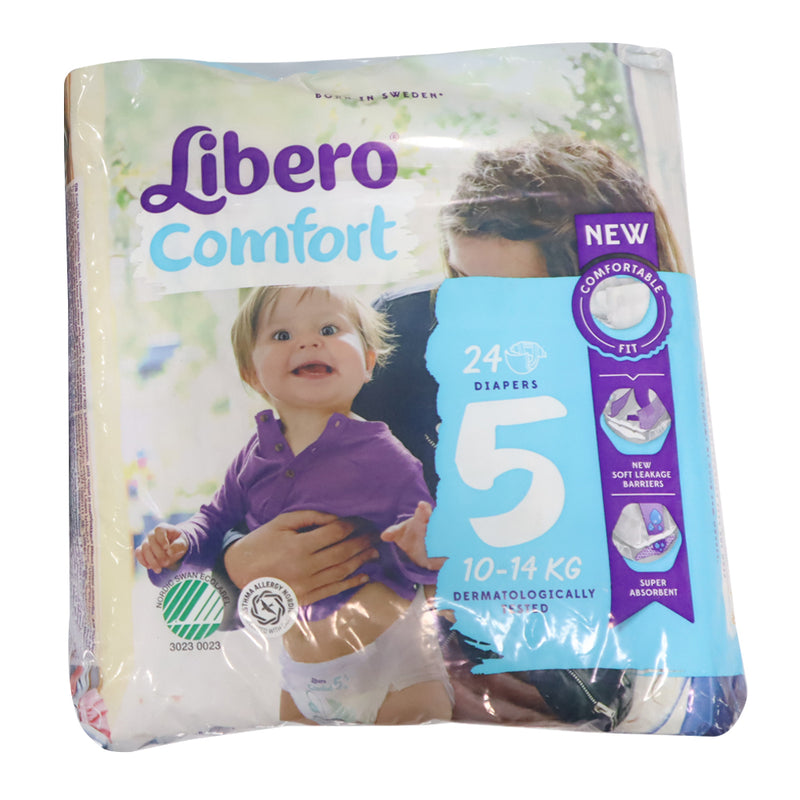 Libero Maxii Size 5 - 24 Pieces