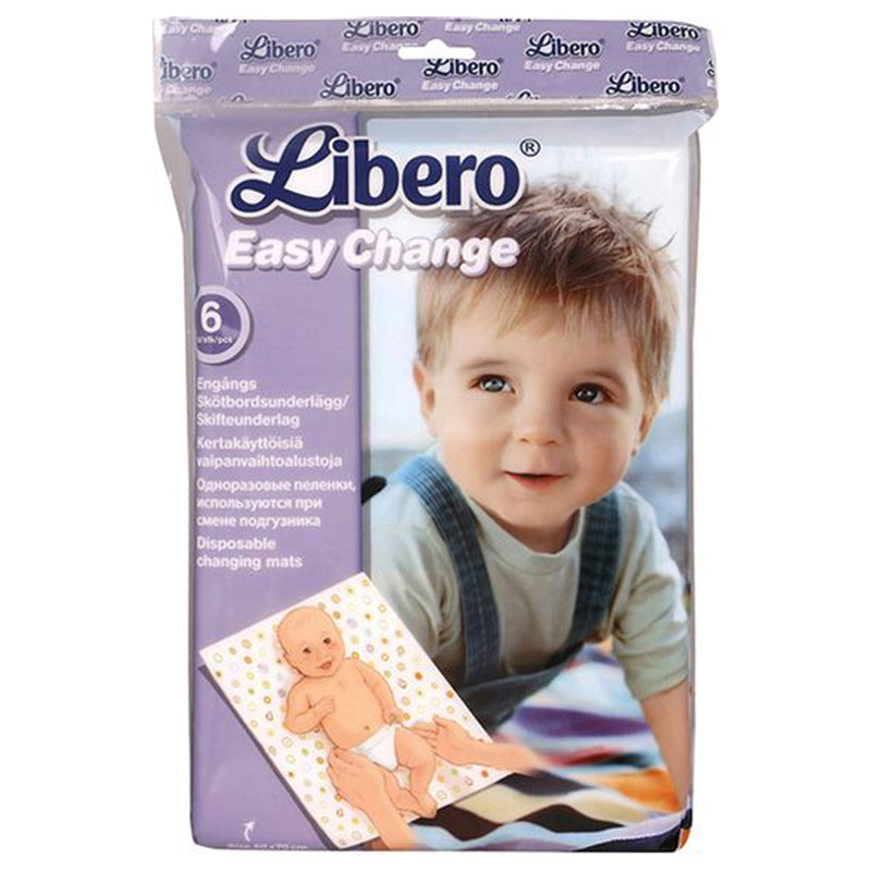 Libero Easy Change - 6 Pieces