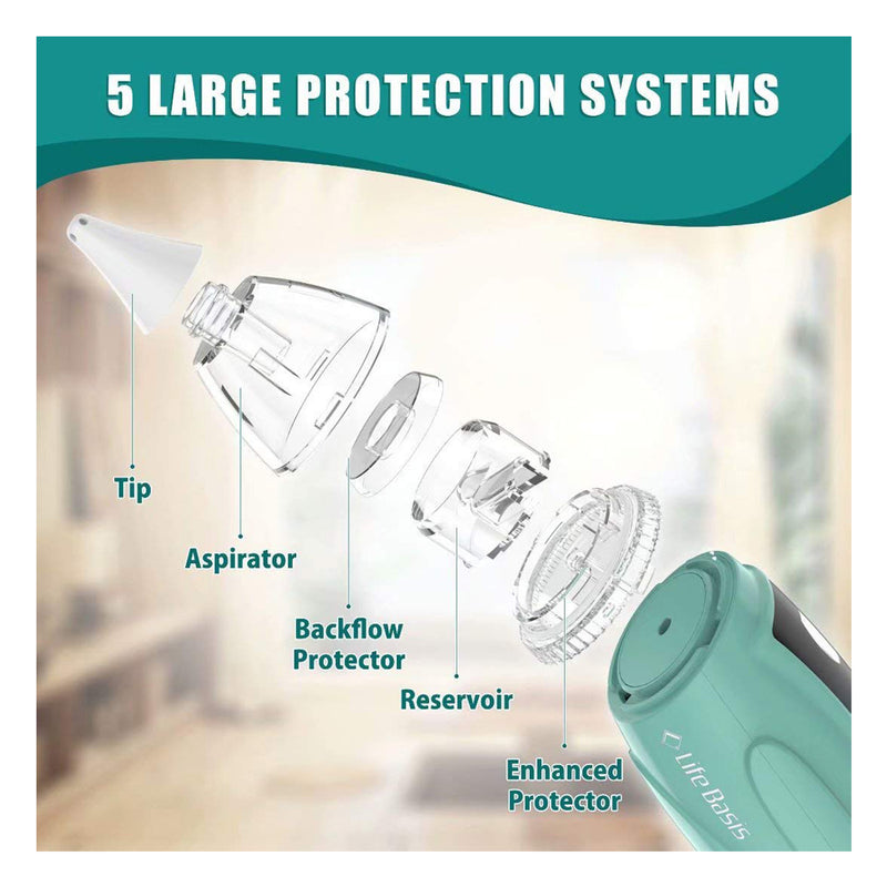 LifeBasis Electric Nasal Aspirator