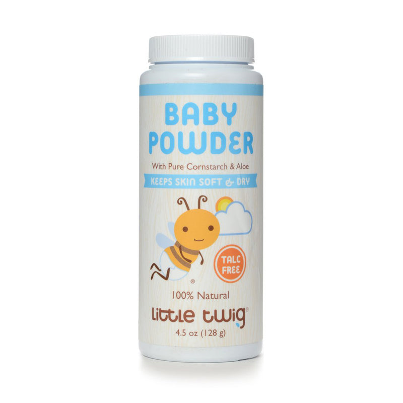 Little Twig Talcum Powder