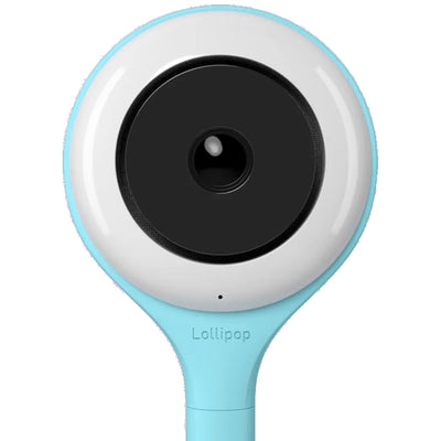 Lollipop Smart Wi-Fi-Based Baby Camera - Blue
