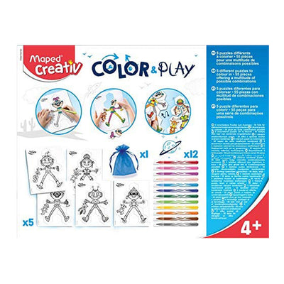Maped Creativ Color Play - Mix & Match Dress Up
