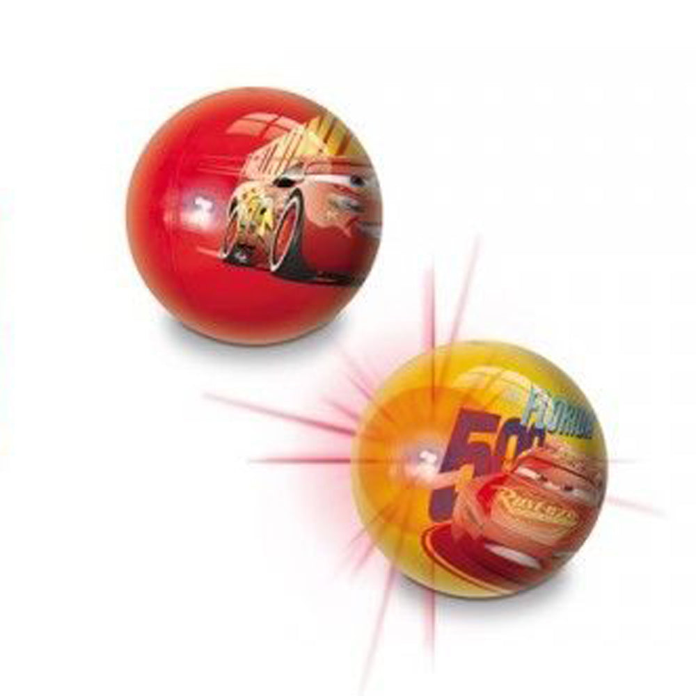 MONDO LED Flash Ball Cars, 10cm