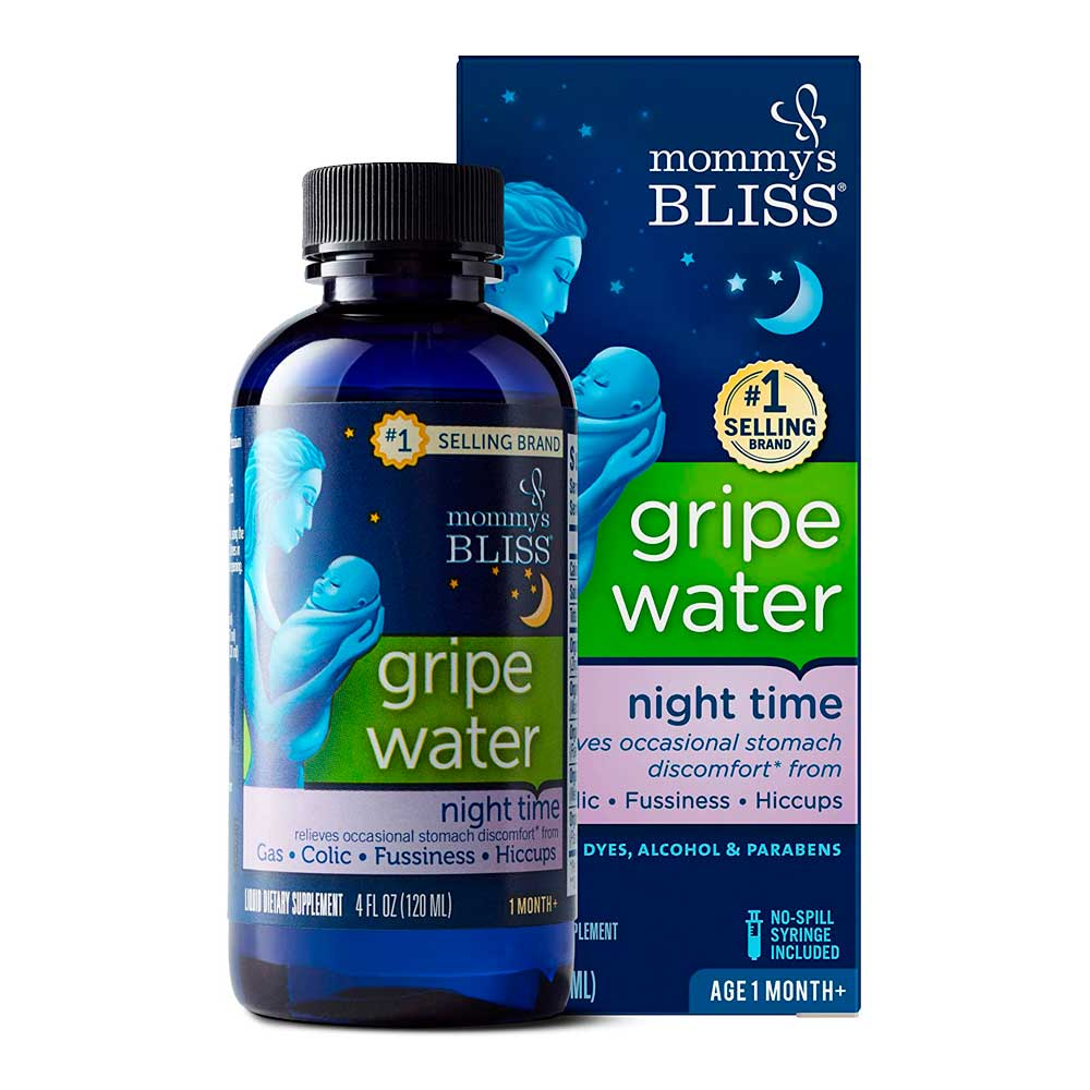 Mommy's bliss night time gripe water