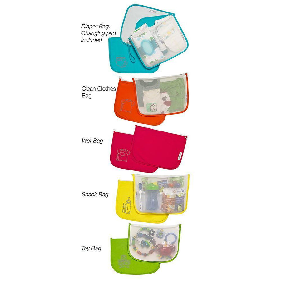 Mother Load Collection, Pack of 5