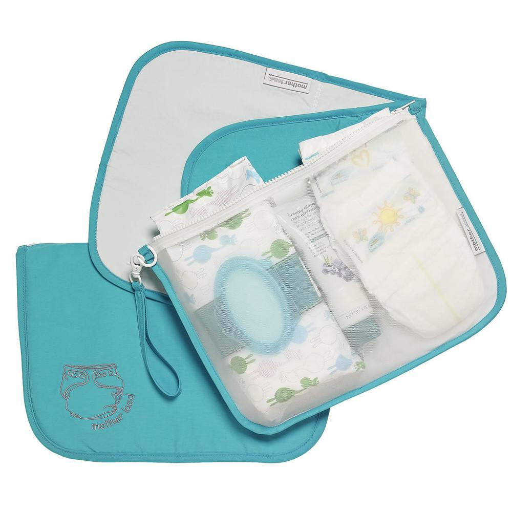 Mother Load Diaper Bag with Pad