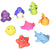 PlayGro Munchkin Ocean Squirts Bath Toy - 8 pieces