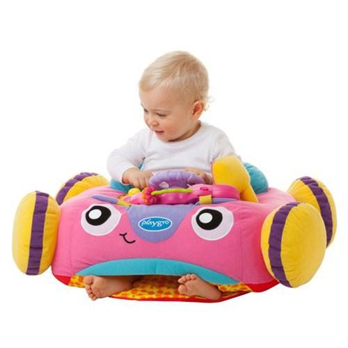 PlayGro Music and Lights Comfy Car - Pink