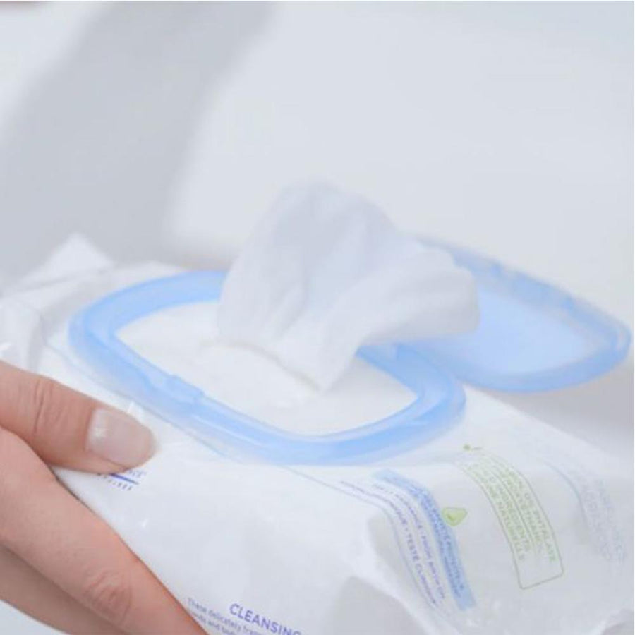 Mustela Dermo-Soothing Wipes Delicately Fragranced, 70 Wipes