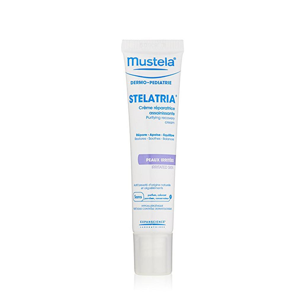 Mustela Stelatria Purifying Recover Cream, 40Ml