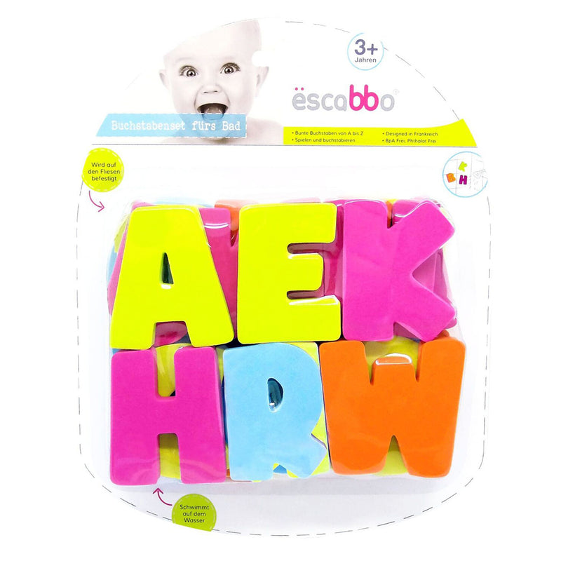 Olmitos Eva Bath Toys Alphabets Figures