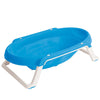 Olmitos Compact Foldable Bath Tub, Blue