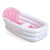 Olmitos Inflatable Bath - Pink
