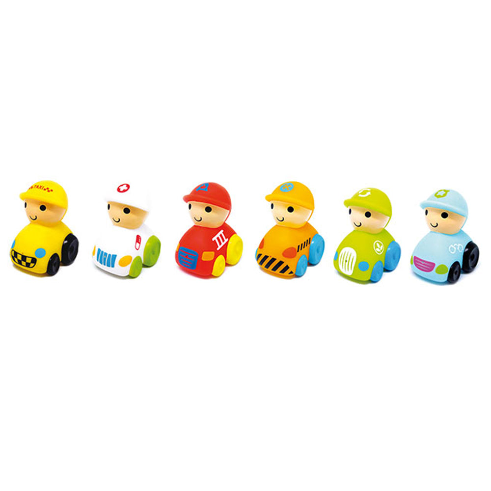 Olmitos Set 6 Bath Toys Emergency Escabbo