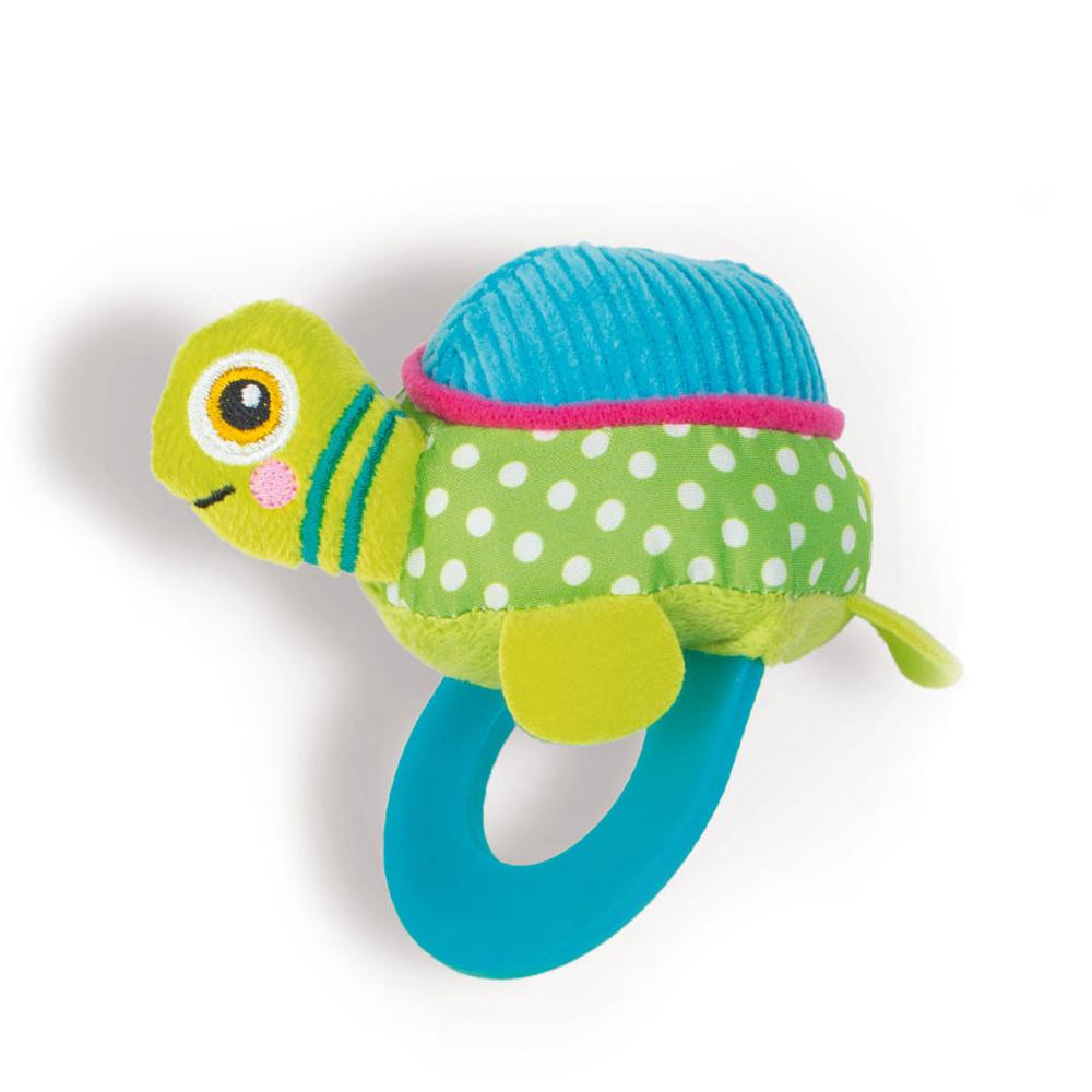 Oops Easy Teether Turtle, 3 Months+