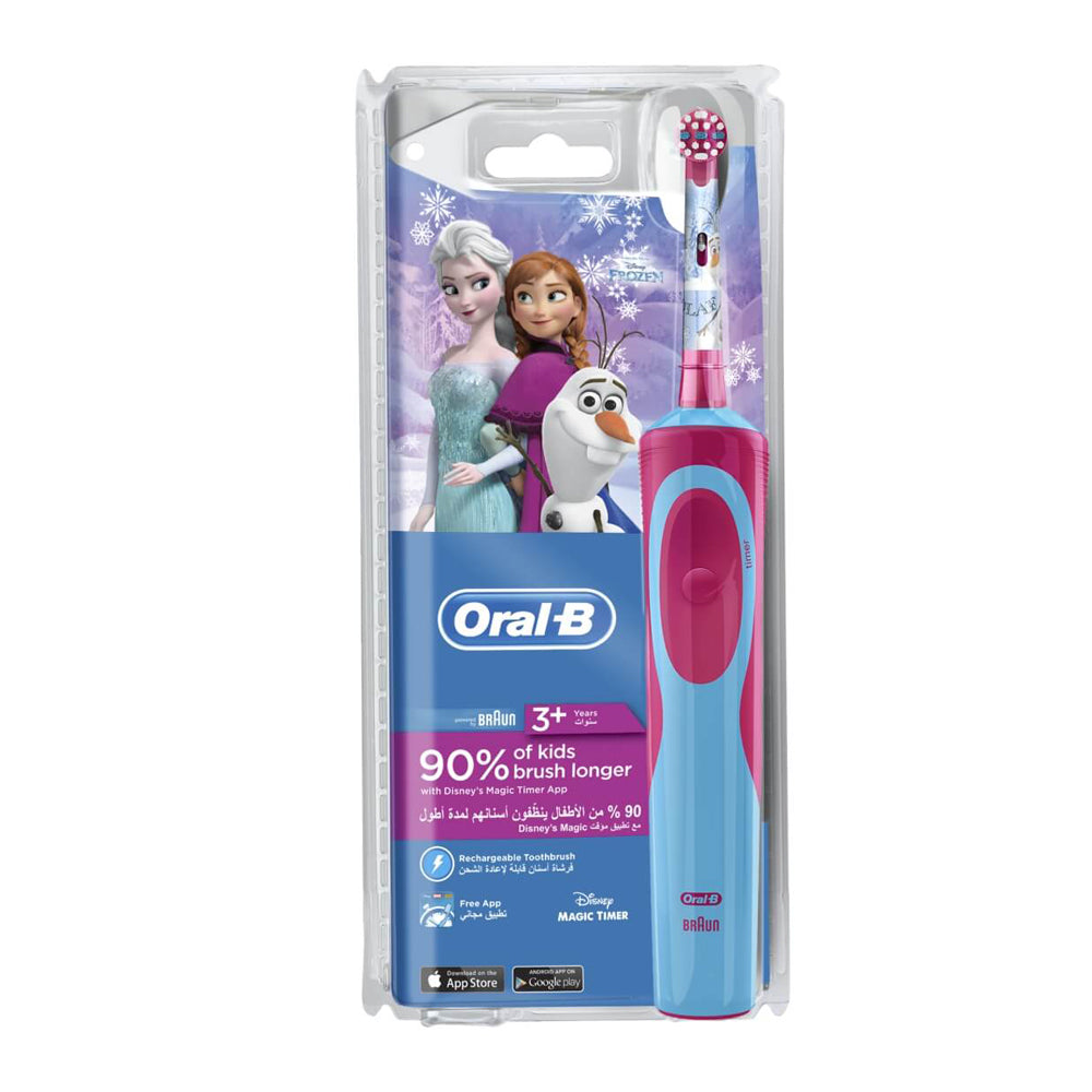 Oral B Kids Rechargeable toothbrush Frozen 3 years+