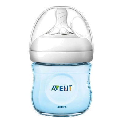 Philips Avent Natural 2.0 Bottle 125ML BLUE X1
