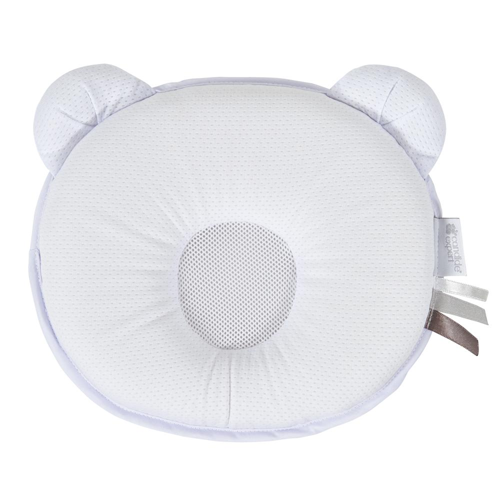 Candide Air+ P'tit Panda pillow White