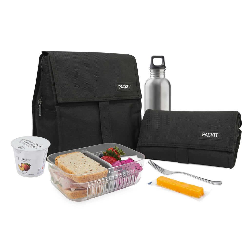 PackIt Freezable Bags - Black