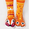 Pals Socks Fox And Bunny Artist Series Anni Betts - 1-3 Years