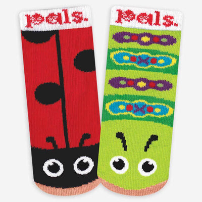 Pals Socks Lil Besties Baby Socks Box - 6-12 Months