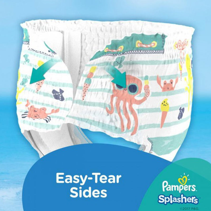 Pampers Splashers for Swimming - Size 4