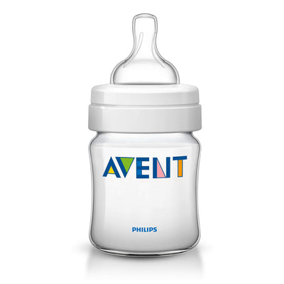 Philips Avent Classic Plus Bottle 125ML, Pack of 1