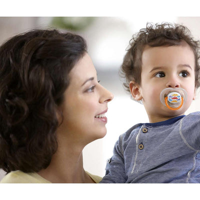 Philips Avent Freeflow Pacifiers 6-18 Months, Pack Of 2
