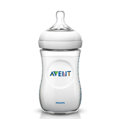 Philips Avent Natural Feeding Bottle 260Ml, Pack of 1