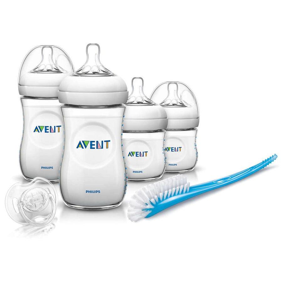 Philips Avent Natural Feeding New Born Starter Set