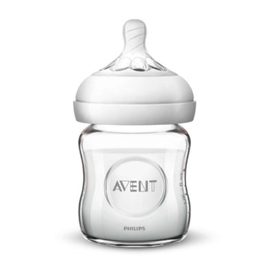 Philips Avent 2.0 Bottle Glass, 120 ml
