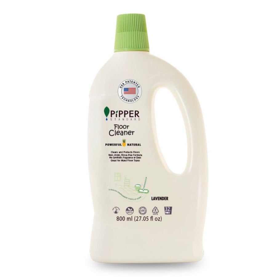 Pipper Standard Floor cleaner Lavender scent, 800Ml