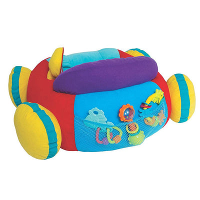 Playgro Music and Lights Comfy Car for baby infant toddler