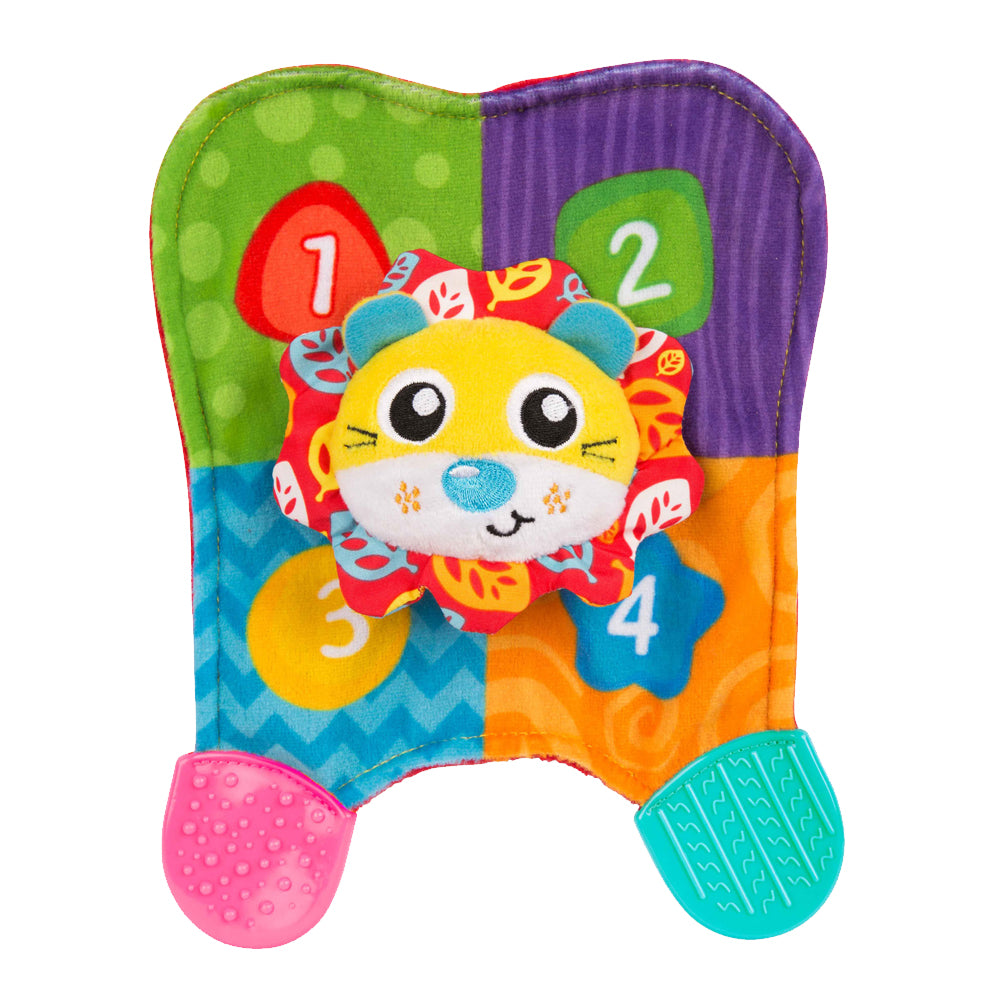 Playgro Lion Teething Blankie