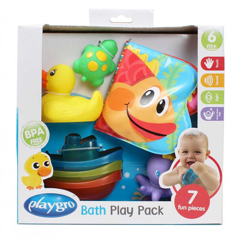 Playgro Bath Play Gift Pack