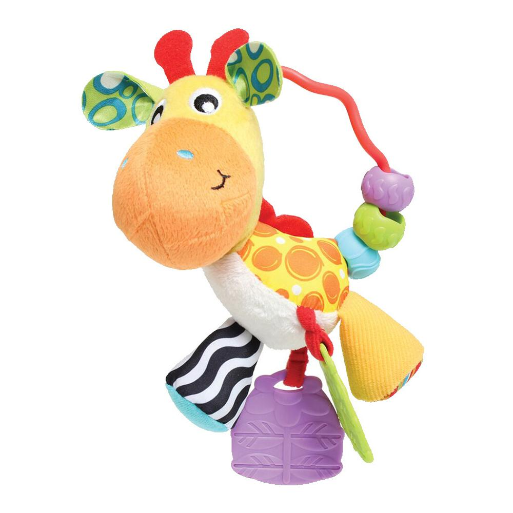 Playgro Giraffe Activity Rattle