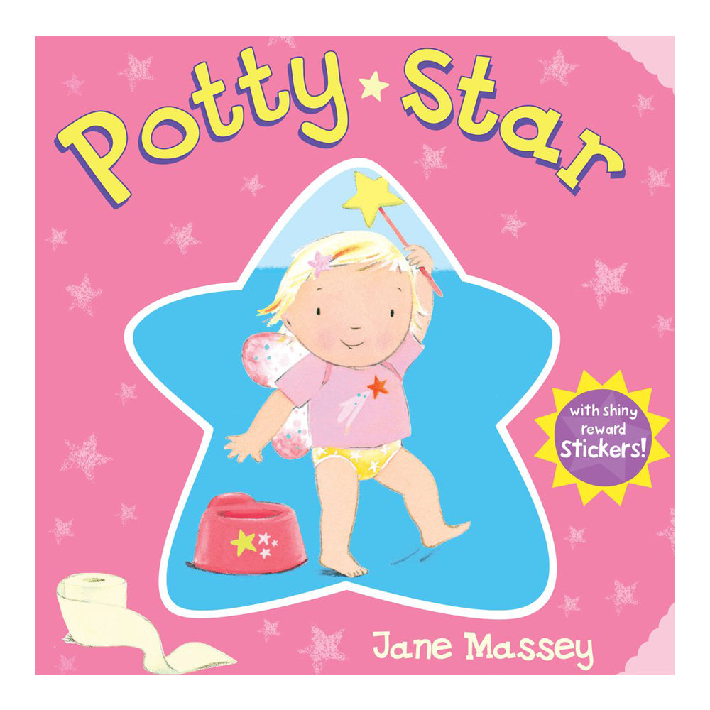 Potty Star Board Book