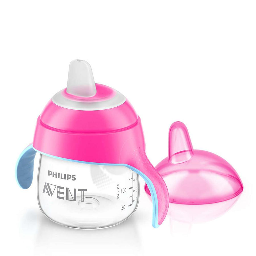 Philips Avent Premium Spout Cup Pink