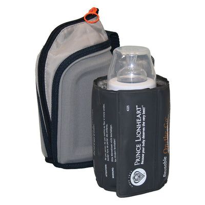 Prince LionHeart Reusable On-the-Go Bottle Warmer - 2 pack
