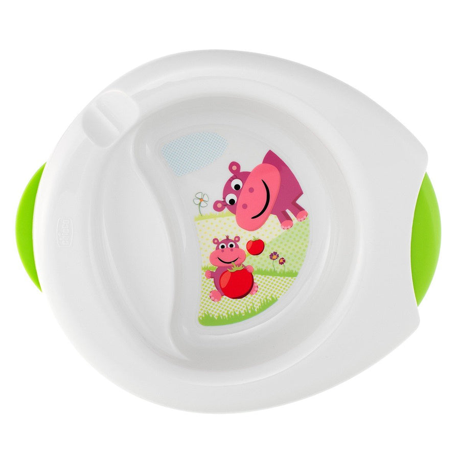 CHICCO STAY WARM PLATE 2IN1 6M+