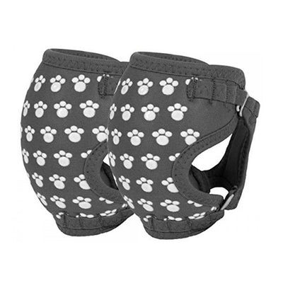 Sevi Bebe Supported Crawling Knee Pad - Grey