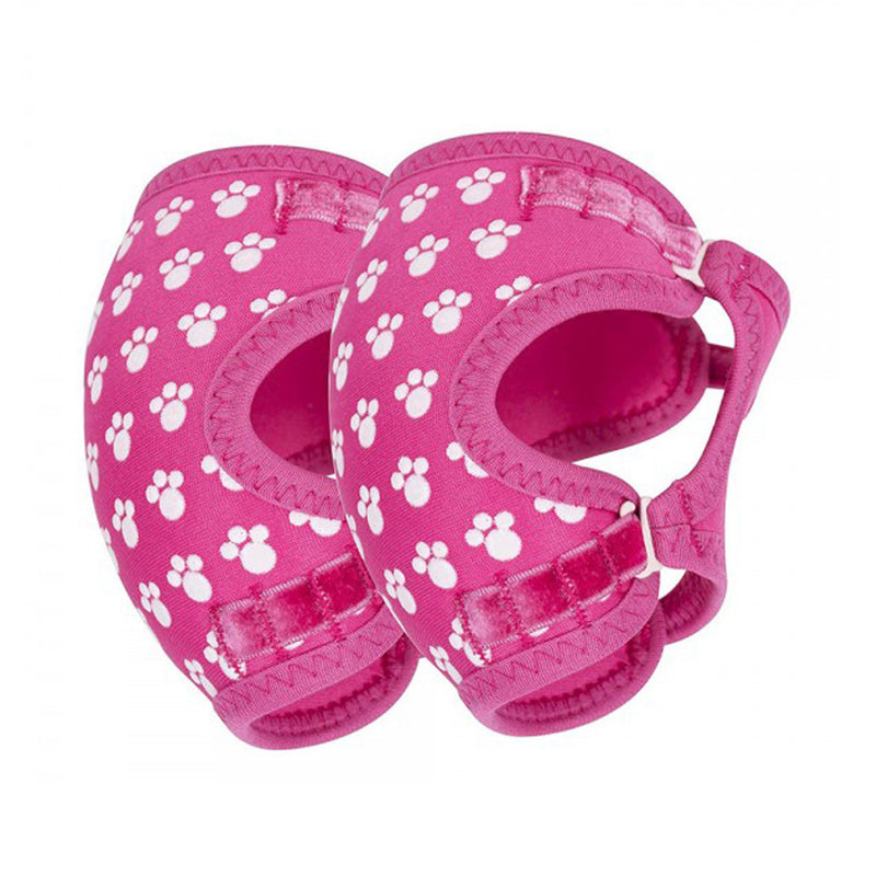 Sevi Bebe Supported Crawling Knee Pad - Pink