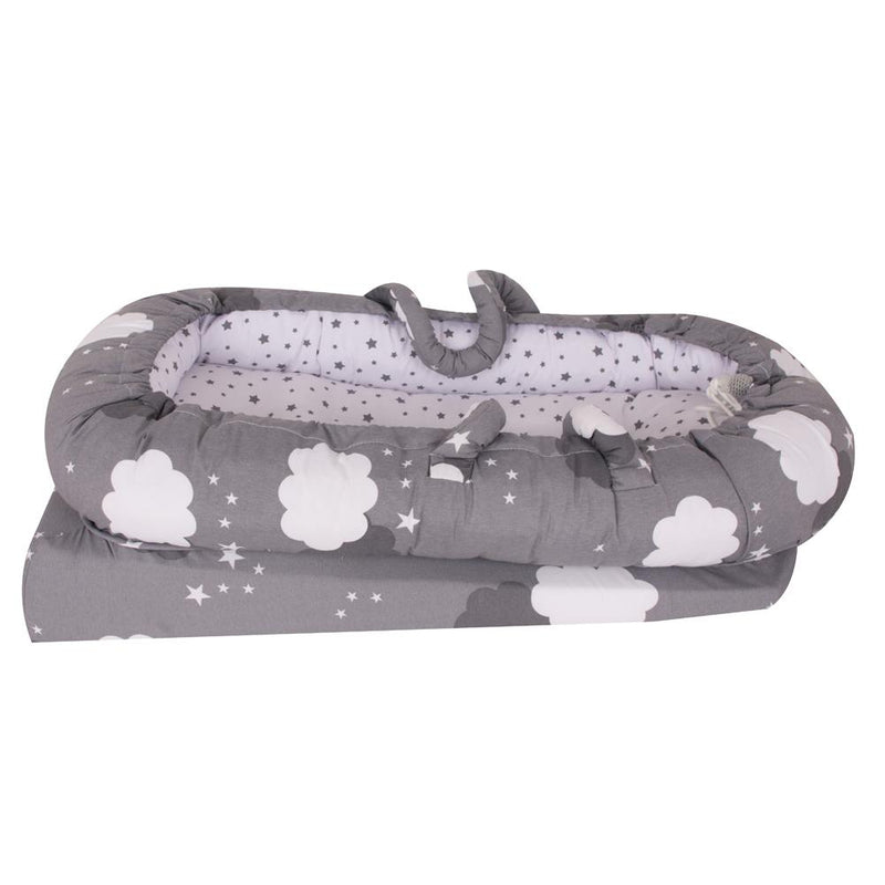 Sevi Bebe Mother Side Baby Reflux Bed