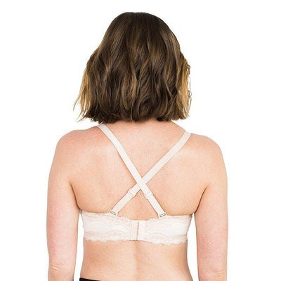 Simple Wishes Supermom All-in-One Bra - Nude